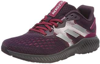 info for a45d6 b639d adidas Womens Aerobounce Competition Running Shoes