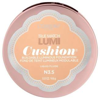 L'Oreal® Paris True Match Lumi Cushion Foundation $14.99 thestylecure.com