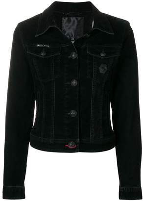 Philipp Plein classic denim jacket
