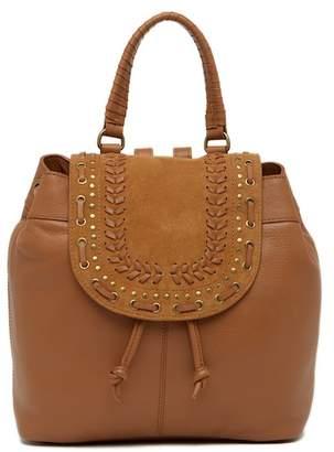 Lucky Brand Kady Leather Backpack