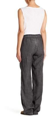 XCVI Saffron Wide Leg Linen Pants
