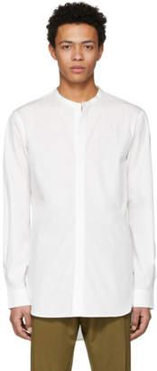 Lemaire White Liquette Shirt