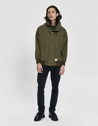 Wtaps Incom Hooded Bomber Jacket