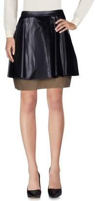 Montecore Knee length skirt