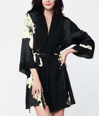Black Label Gustave Mini Robe