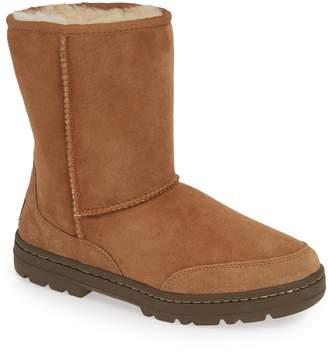 UGG Ultra Revival Genuine Shearling Short Boot