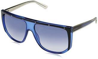 Gucci Women's Sonnenbrille GG-3705-S Sunglasses, (Blue), .0