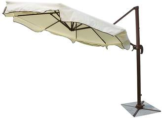 Panama Jack Island Breeze Cantilever Umbrella