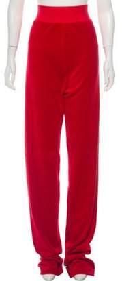 Juicy Couture Vetements x High-Rise Pants w/ Tags Red Vetements x High-Rise Pants w/ Tags