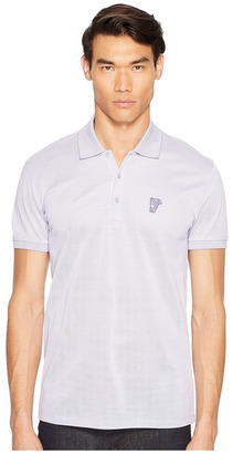 Versace Collection - Polo Shirt Men's Short Sleeve Pullover $295 thestylecure.com