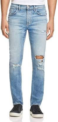 Hudson Sartor Slouchy Skinny Slim Fit Jeans
