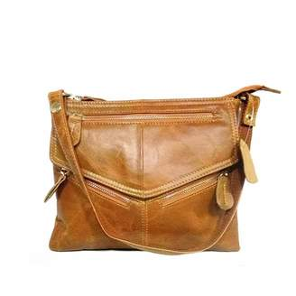 eb25a9080a2c NIGEDU Women Messenger Bags Soft Genuine Leather Crossbody Shoulder Bag  Small Real Leather Handbags