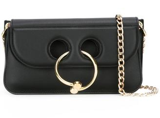 J.W.Anderson Piercing cross body bag $991.94 thestylecure.com