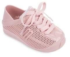 Mini Melissa Little Girl's & Girl's Mini Love System Sneakers
