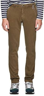 Barneys New York Men's Torino Cotton Slim Trousers