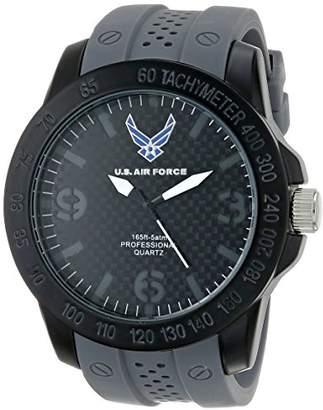 Wrist Armor Men's 37300004 U.S. Air Force C26 Analog Display Japanese Quartz Watch