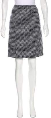 Tory Burch Darren Tweed Skirt w/ Tags