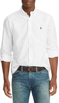 Polo Ralph Lauren Classic-Fit Oxford Button-Down Shirt