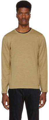 HUGO Beige San Paolo Crewneck Sweater