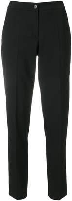 Emporio Armani tapered trousers