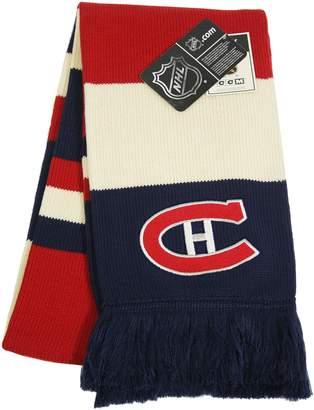 Reebok CCM Jacquard Scarf - Montreal Canadiens