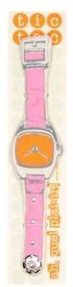Toy Watch Ah, Quel Plaisir Tic-Tac Pink Strap