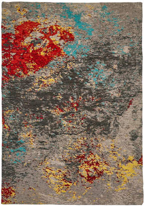 Gaudi' Ground Work Rugs Grey Gaudi Jhor Rug