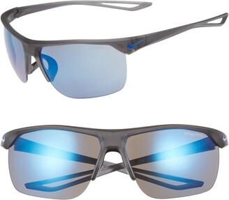 Nike Trainer R 67mm Oversize Sunglasses
