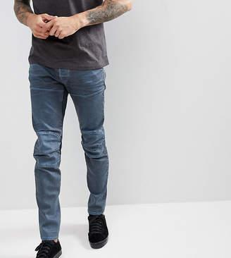 G Star G-Star 5620 3D Slim Jeans Dark Gray Overdye