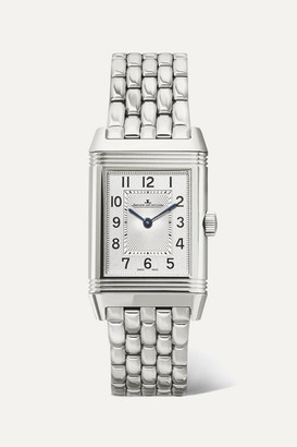 Jaeger-LeCoultre Reverso Classic 21mm Small Stainless Steel Watch - Gray