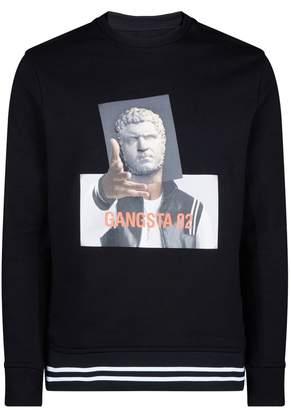 Neil Barrett Gangsta Hercules Sweatshirt