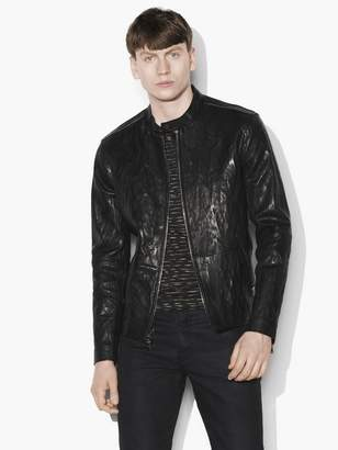 Leather Studded Jacket $1,998 thestylecure.com