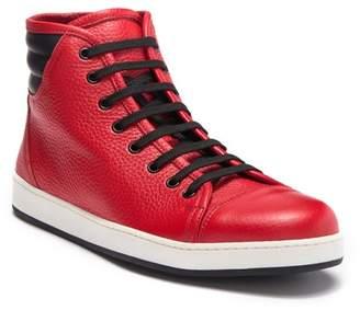 Bugatchi Firenze High Top Sneaker