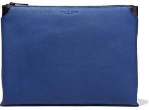Rag & Bone Pebbled-Leather Pouch