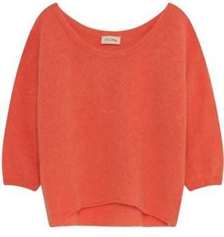 American Vintage Hanapark Sweater in Petunia