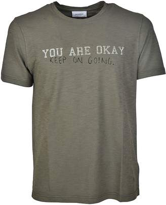 Dondup Designer Print T-shirt