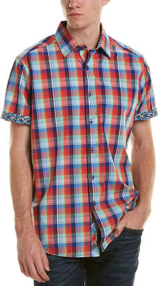 Robert Graham Lafever Classic Fit Woven Shirt