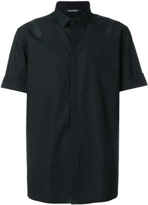 Neil Barrett short sleeve shirt