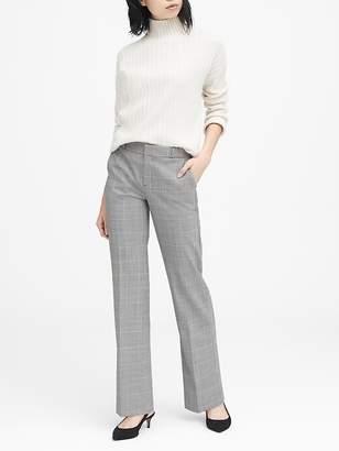 Banana Republic Logan Trouser-Fit Washable Wool Blend Pant
