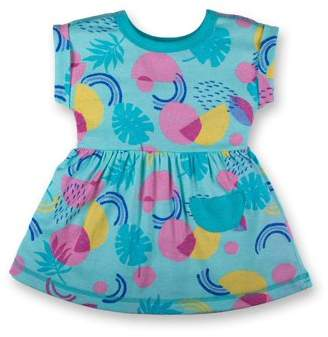 Lamaze Organic Short Sleeve Dress (Baby Girls)