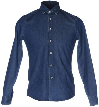 Siviglia Denim shirts - Item 42619578KV