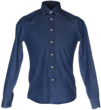 Siviglia Denim shirts - Item 42619578
