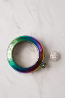 Crystal Bracelet Flask