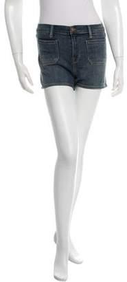 J Brand Jessica High-Rise Shorts w/ Tags