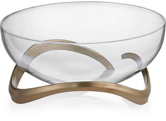 Nambe Eco Serveware Collection Centerpiece Bowl