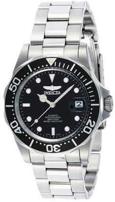 Invicta Men's 8926 Pro Diver Automatic 3 Hand Black Dial Watch