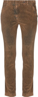 Incotex Red Casual pants - Item 13292068TS