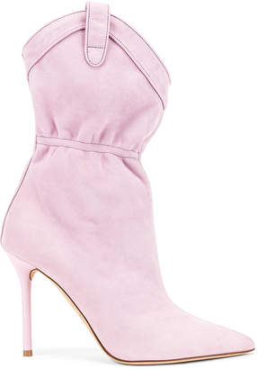 Malone Souliers Daisy Boot in Dusty Pink | FWRD