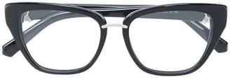 Swarovski Eyewear embellished cat-eye sunglasses
