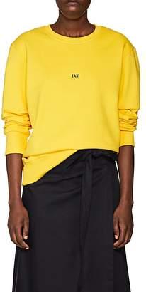 "Helmut Lang Women's ""Taxi"" Cotton Terry Sweatshirt"